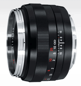 Carl Zeiss Planar T* 1.4 / 50mm