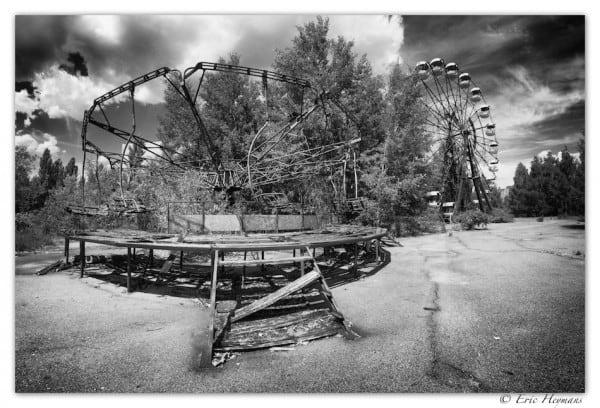Pripyat : Traces d'humanité