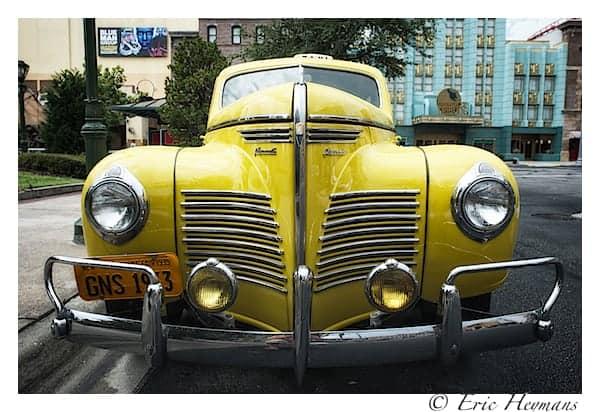 Carl Zeiss 18mm f/3.5 : proche du sujet - © Eric Heymans - Floride - Parc à thème