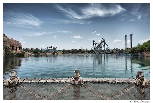 Photographie de Paysage de jour dans un parc à thème à Orlando, Floride