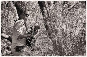 Photographe solitaire - © Eric Heymans