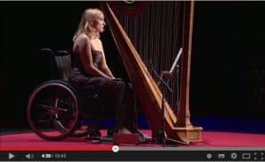 Anja Linder - Ma vie, c'est jouer et avancer avec légèreté - TEDxParis - Octobre 2014